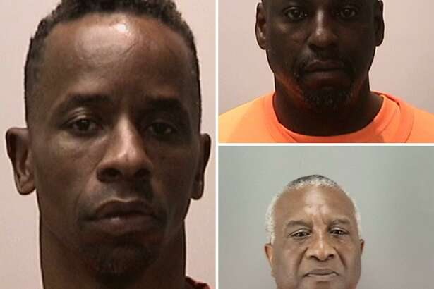 Marshall Harris (L), Michael Alexis (above) and Ray Hall were arrested in connection with an Aug. 8 jewelry store robbery in the Pacific Heights neighborhood of San Francisco.