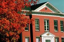 File photo of New Milford Town Hall