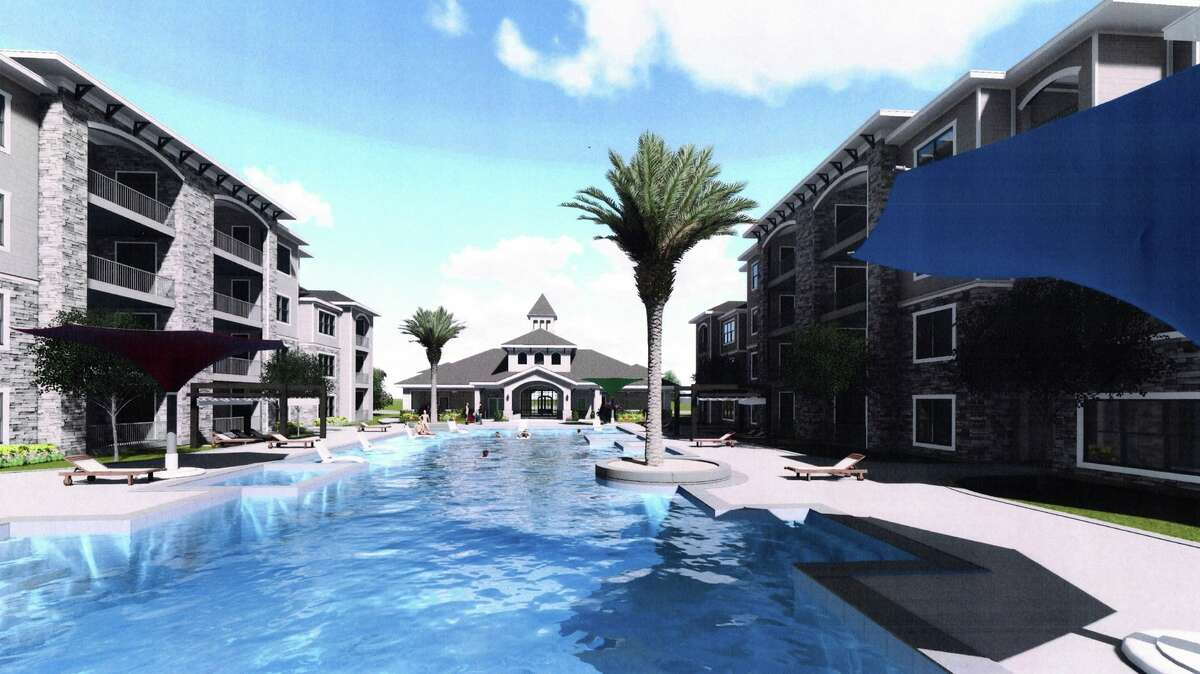 Renderings for Grand Oaks Reserve, a master-planned community coming to Cleveland.