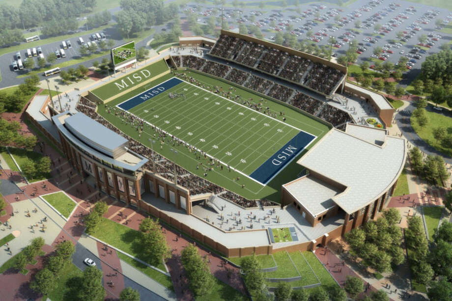 Ranked: Most expensive high school stadiums.