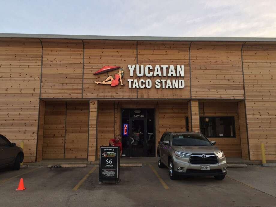 Yucatan Taco Stand Montrose has reportedly closed. >>See which other Houston restaurants have closed so far this year. Photo: Yelp/Justin A.