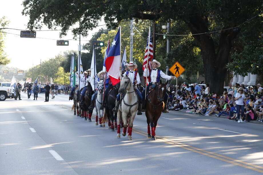Aug. 28 is the deadline to enter the parade of the Fort Bend County Fair. Photo: Fort Bend County Fair Association / 2016_BigTexasDesigns.com