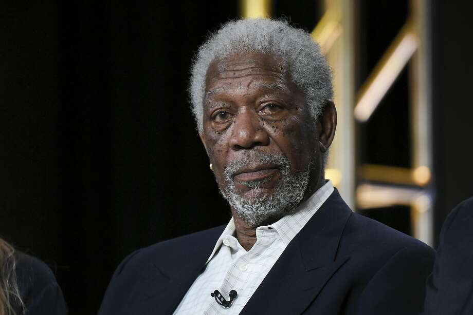 Actor Morgan Freeman was accused by eight woman of sexual harassment. Photo: Richard Shotwell, Associated Press