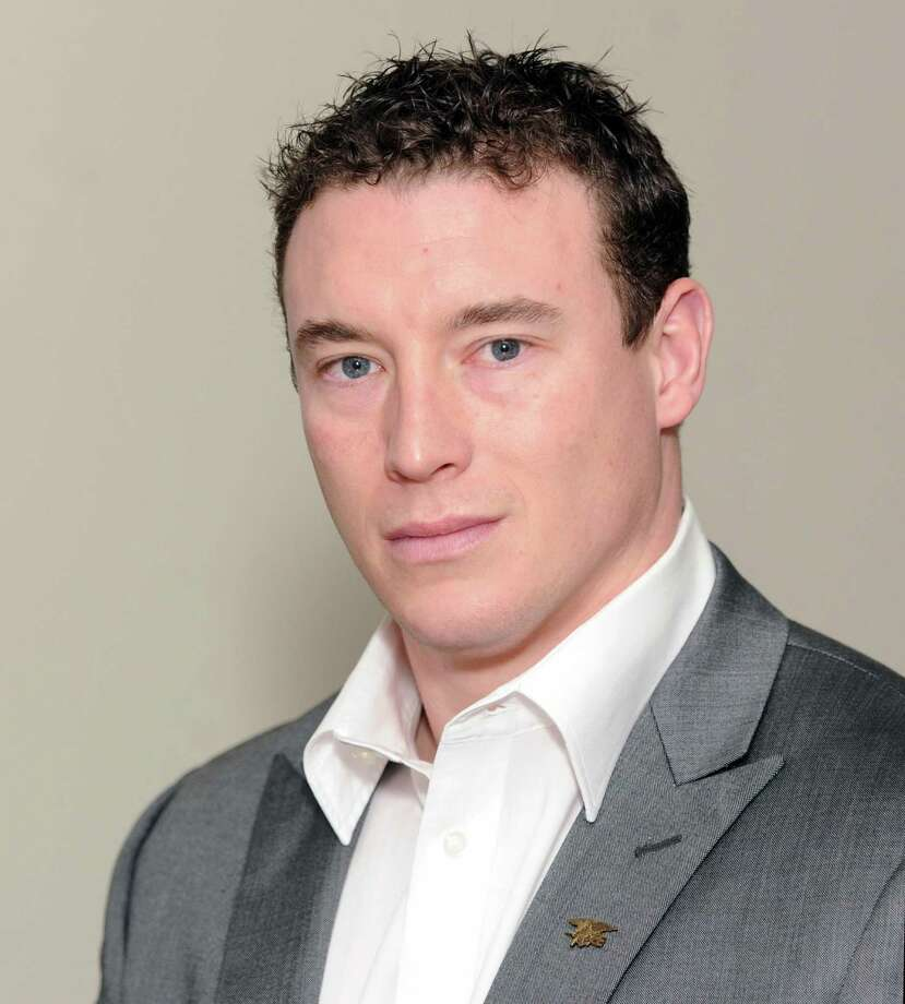 Carl Higbie, a former Navy SEAL who did two tours of duty in Iraq, lasted less than six months as the chief of external affairs in the Corporation for National and Community Service. Photo: Bob Luckey / Bob Luckey / Greenwich Time