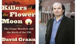 "David Grann's ""Killer of the Flower Moon"" is one of five finalists for the nonfiction National Book Award."