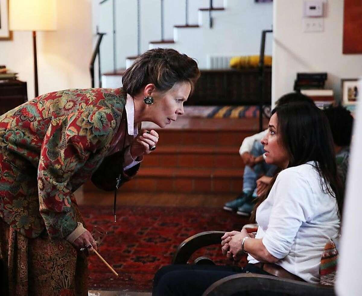 """BETTER THINGS """"September"""" Episode 1 (Airs Thursday, September 14, 10:00 pm/ep) -- Pictured: (l-r) Celia Imre as Phyllis, Pamela Adlon as Sam Fox. CR: Beth Dubber/FX"""