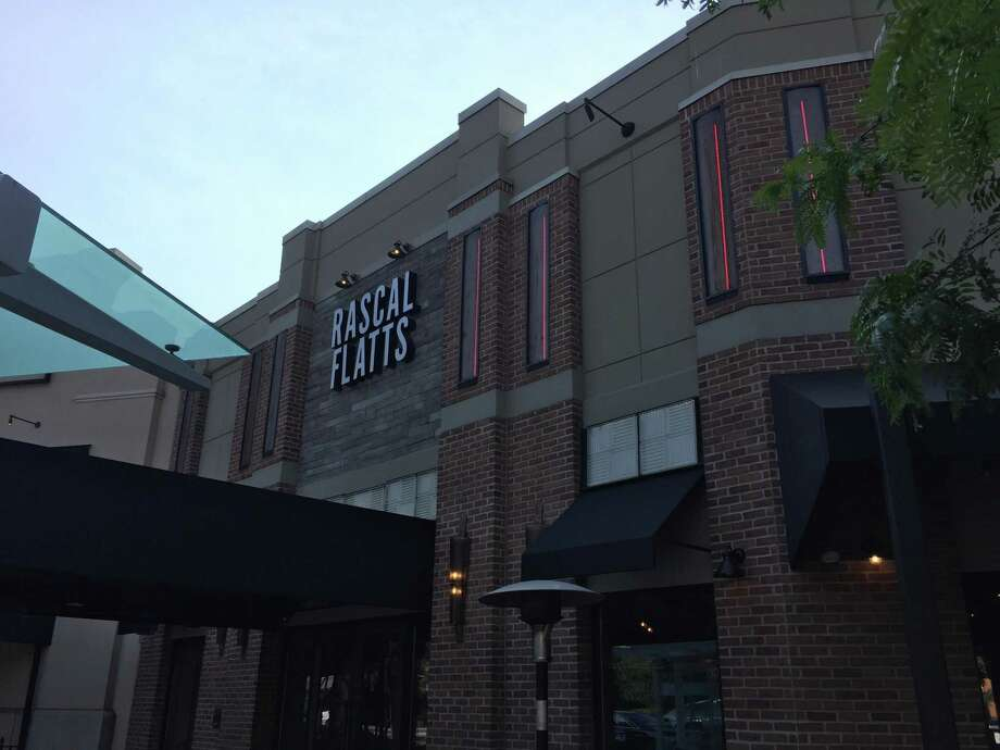 "Stamford Town Center: The newest restaurant in Stamford Town Center's Grand Court opened earlier this month. Rascal Flatts, named for the country trio who started the national eatery chain in 2012, began its soft opening on Aug. 3. The restaurant kicks off its weekly live performances next week, with the first show on Aug. 31 with local artist Tim Charron. The restaurant will host live performances from local bands every Thursday, Friday and Saturday. Have a question about a building or property? Email Nora Naughton with ""Point of Interest"" in the subject line at nnaughton@stamfordadvocate.com. Photo: Nora Naughton / Hearst Connecticut Media"