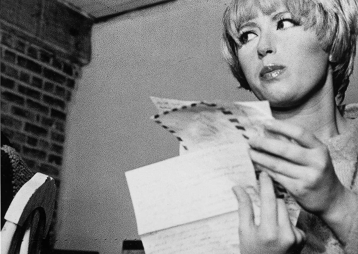 "Cindy Sherman, ""Untitled Film Still #5"" (1977)"
