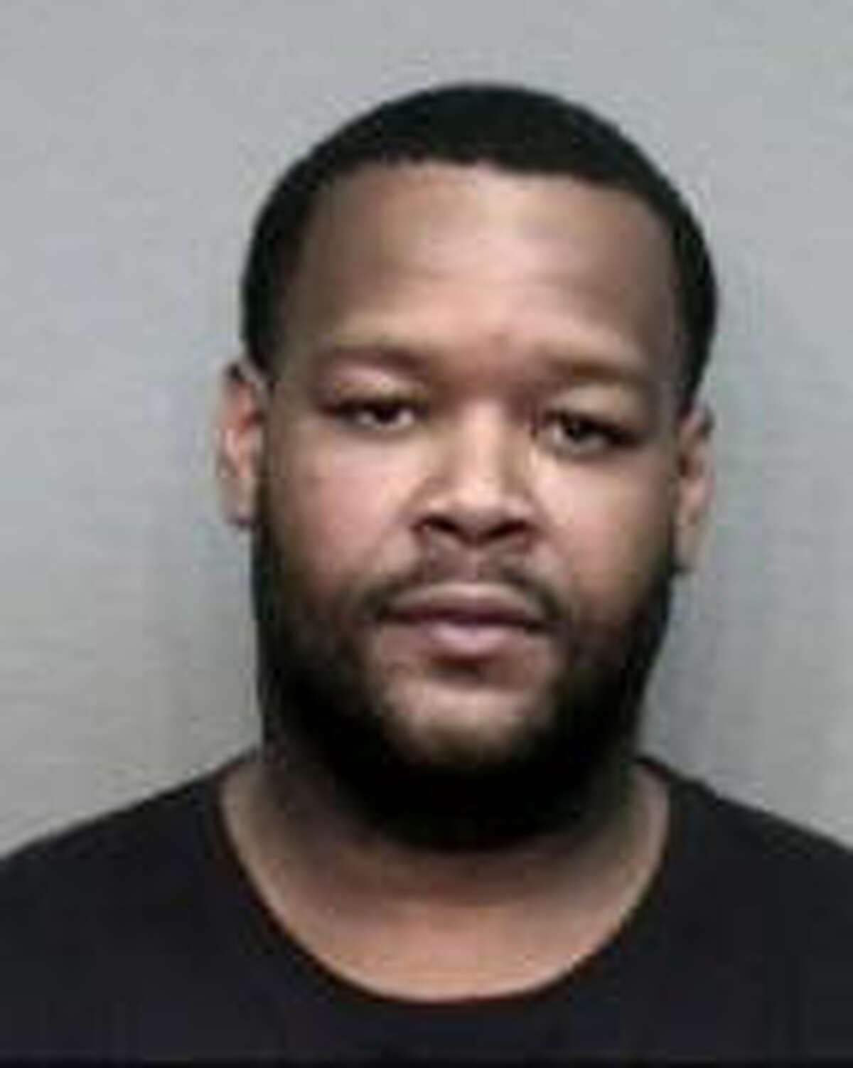 Johnny Jolly was arrested this month in Houston.