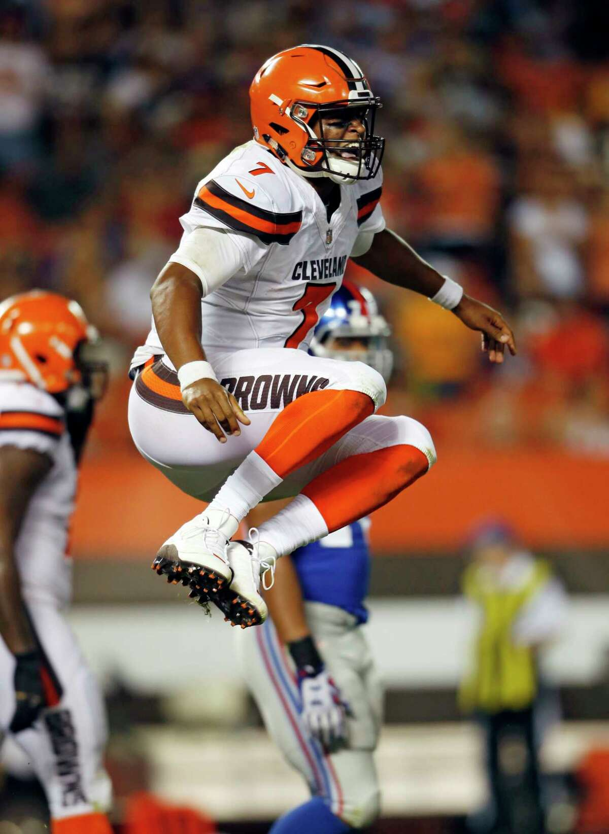 31. Cleveland (1-15) It's asking too much of rookie quarterback DeShone Kizer to upset Pittsburgh in the first game of his career.