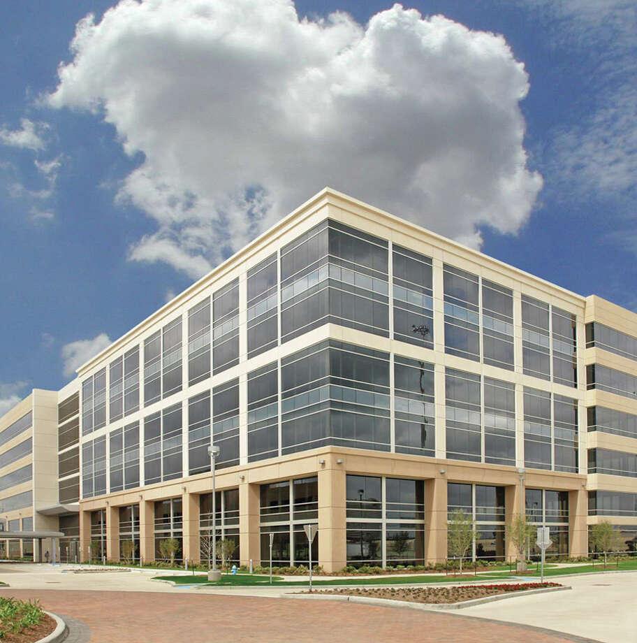 Entech Civil Engineers has leased space in Energy Crossing I, 15021 Katy Freeway. / handout