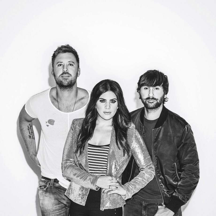 Lady Antebellum. Photo: Courtesy