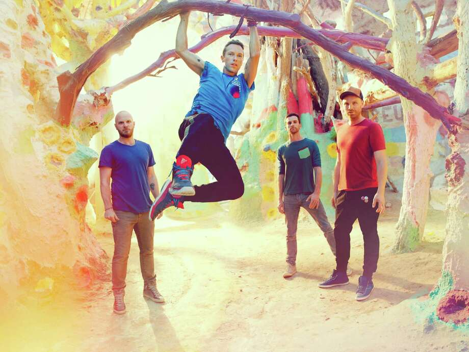 Coldplay (Atlantic Records) Photo: Atlantic Records, HO / Newsday