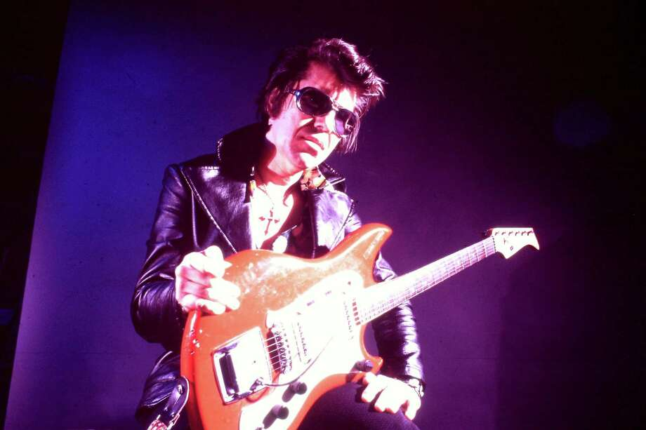 "Link Wray is featured in "" Rumble: The Indians Who Rocked the World."" Photo: Bruce Steinberg, Kino Lorber / Bruce Steinberg, Kino Lorber"