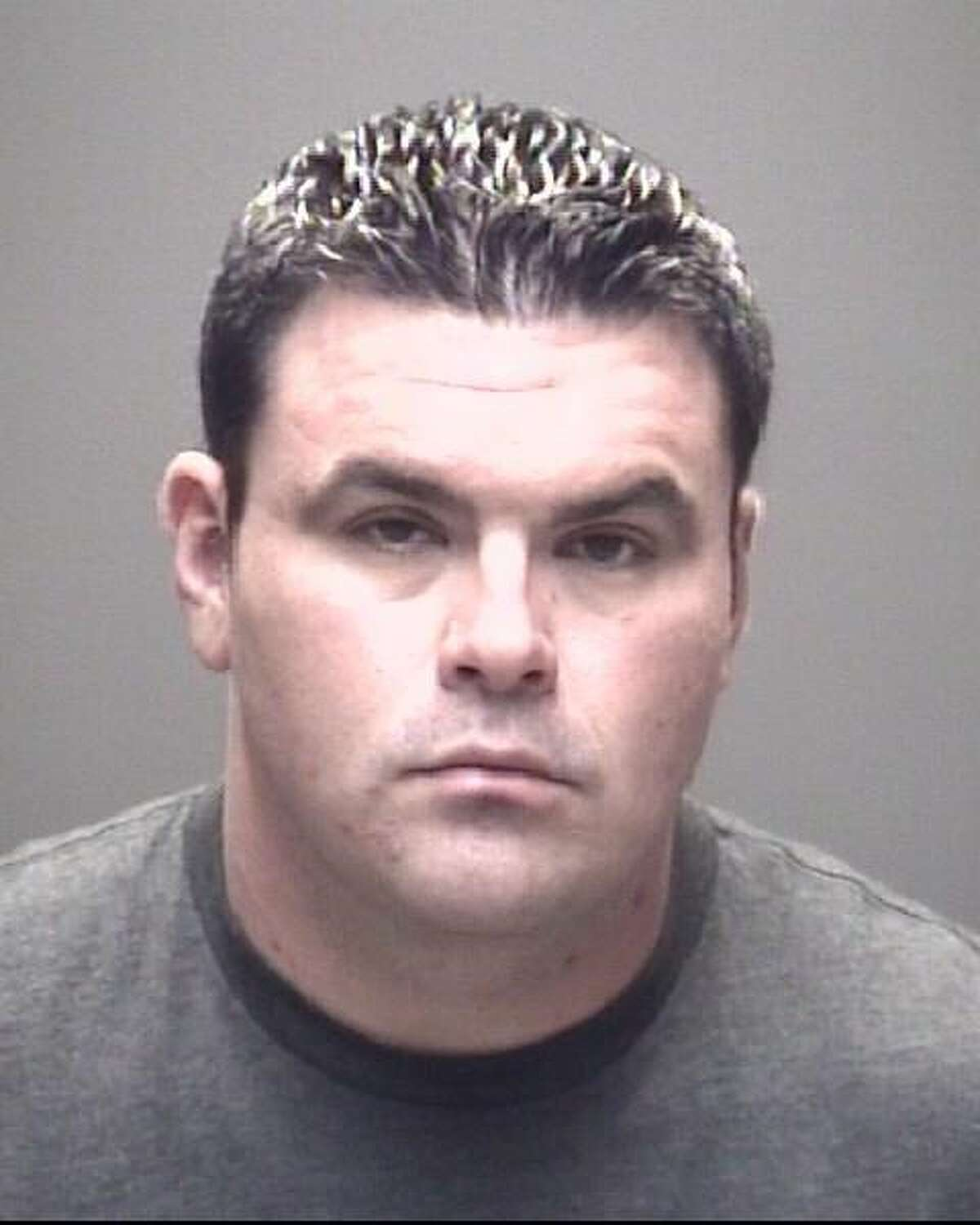 Fred Boas, 32, was arrested Tuesday.