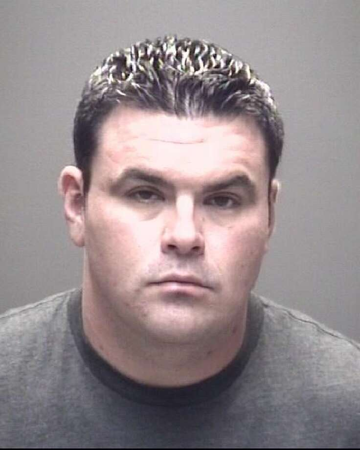 Fred Boas, 32, was arrested Tuesday. Photo: Galveston Police Department