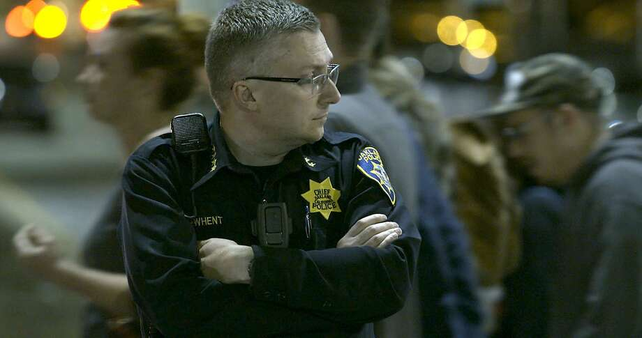 "OPD Police Chief Sean Whent in in the new documentary ""The Force"" Photo: Courtesy Open'Hood And Kino Lorb"