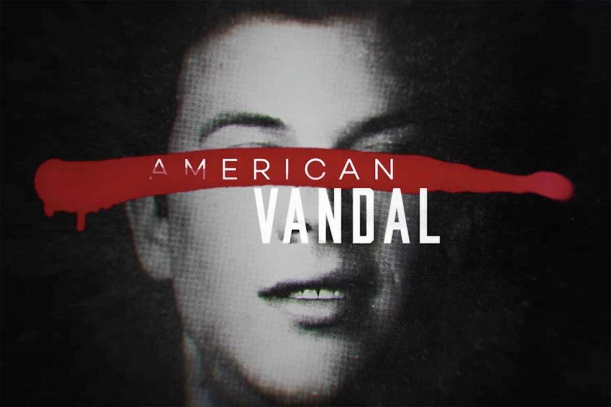 American Vandal States: Illinois, Kansas, Massachusetts, Minnesota, WisconsinPhoto Credits: Netflix