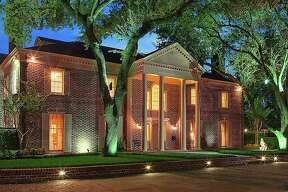 This home at 1721 River Oaks Blvd. was originally listed at $16.9 million. It's now on the market for $14.95 million.