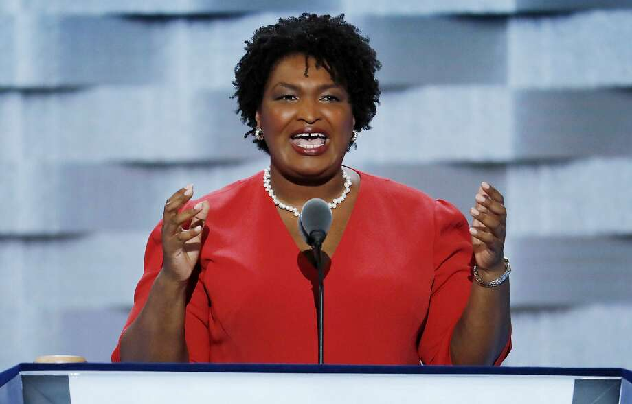 Georgia House Minority Leader Stacey Abrams is running for governor. Photo: J. Scott Applewhite, Associated Press