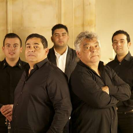 The Gipsy Kings play the Luther Burbank Center in Santa Rosa. Photo: Marie Claire Margossian