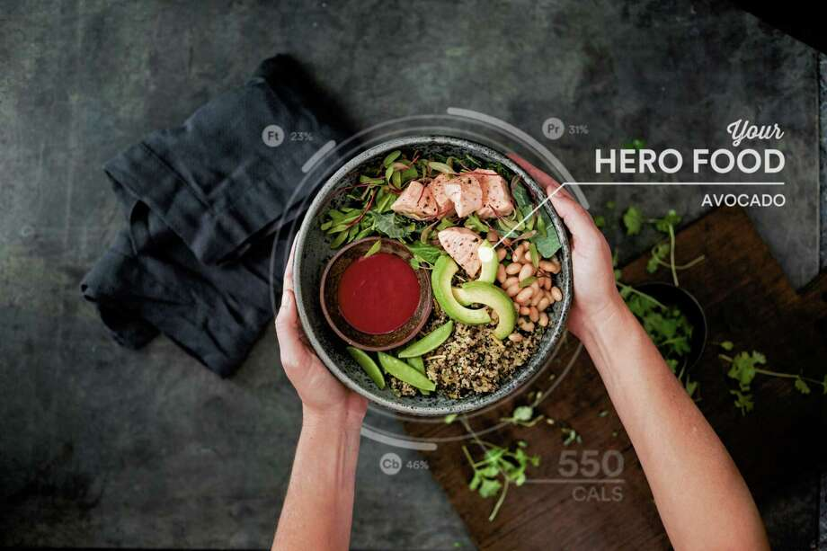 Habit, one of the latest disrupters in the food tech sector, tests biological samples for genetic variants and biomarkers, and then makes personalized meals for you based on the results. MUST CREDIT: Habit. / Habit