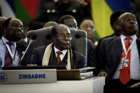 "The regime of President Robert Mugabe of the Republic of Zimbabwe, here at the opening session of the 37th Southern African Development Community (SADC) Summit of Heads of State and Government in South Africa, has begun using the label ""fake news"" and otherwise taking comfort from the actions of President Trump."