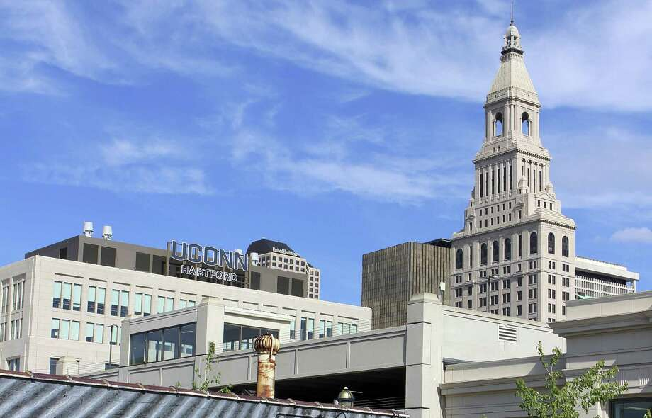 ConnecticutAvg. weekly wage second quarter of 2017: $1,216  Percent change since second quarter of 2016: 0.4Source: Bureau of Labor Statistics Photo: Pat Eaton-Robb / Associated Press / Copyright 2017 The Associated Press. All rights reserved.