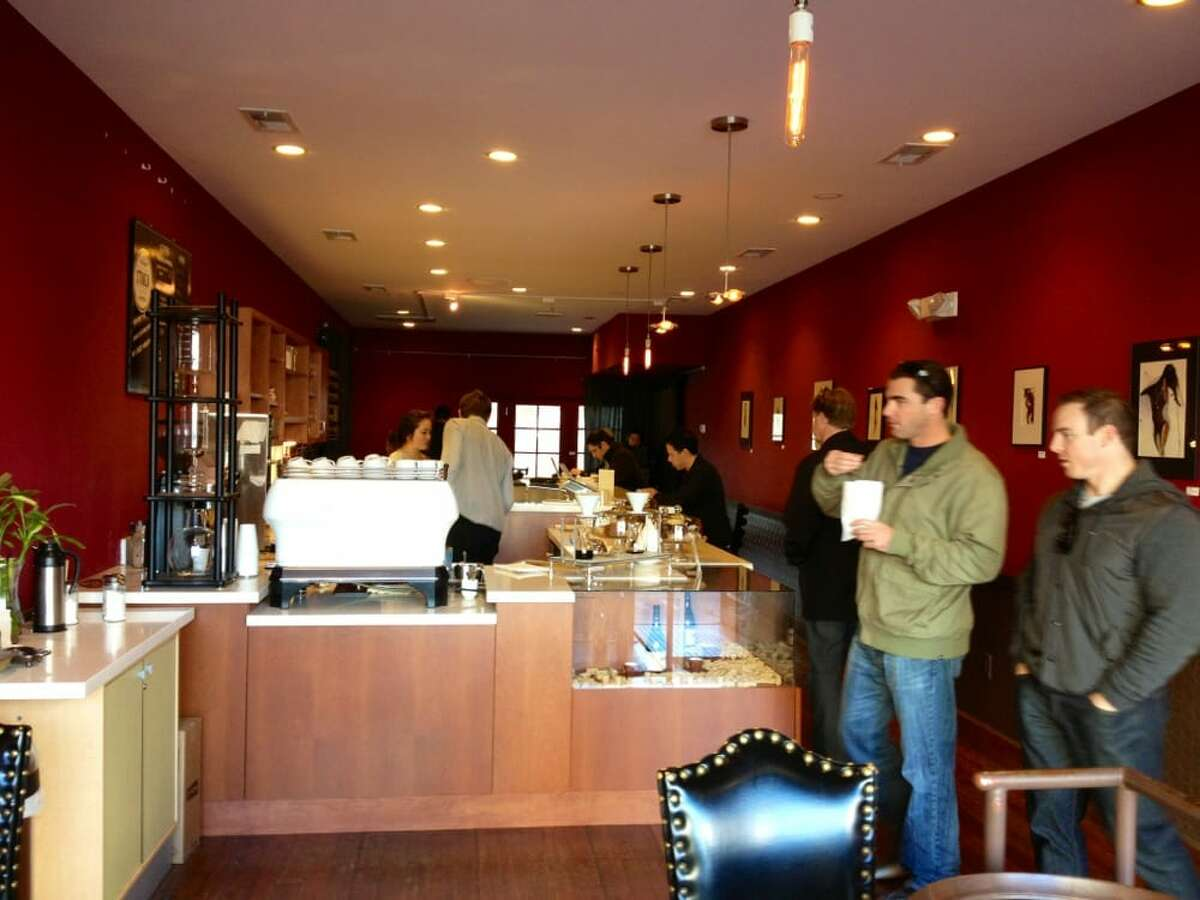 Stanza Coffee Bar is one of Yelps top choice for non-chain coffee in Upper Haight.