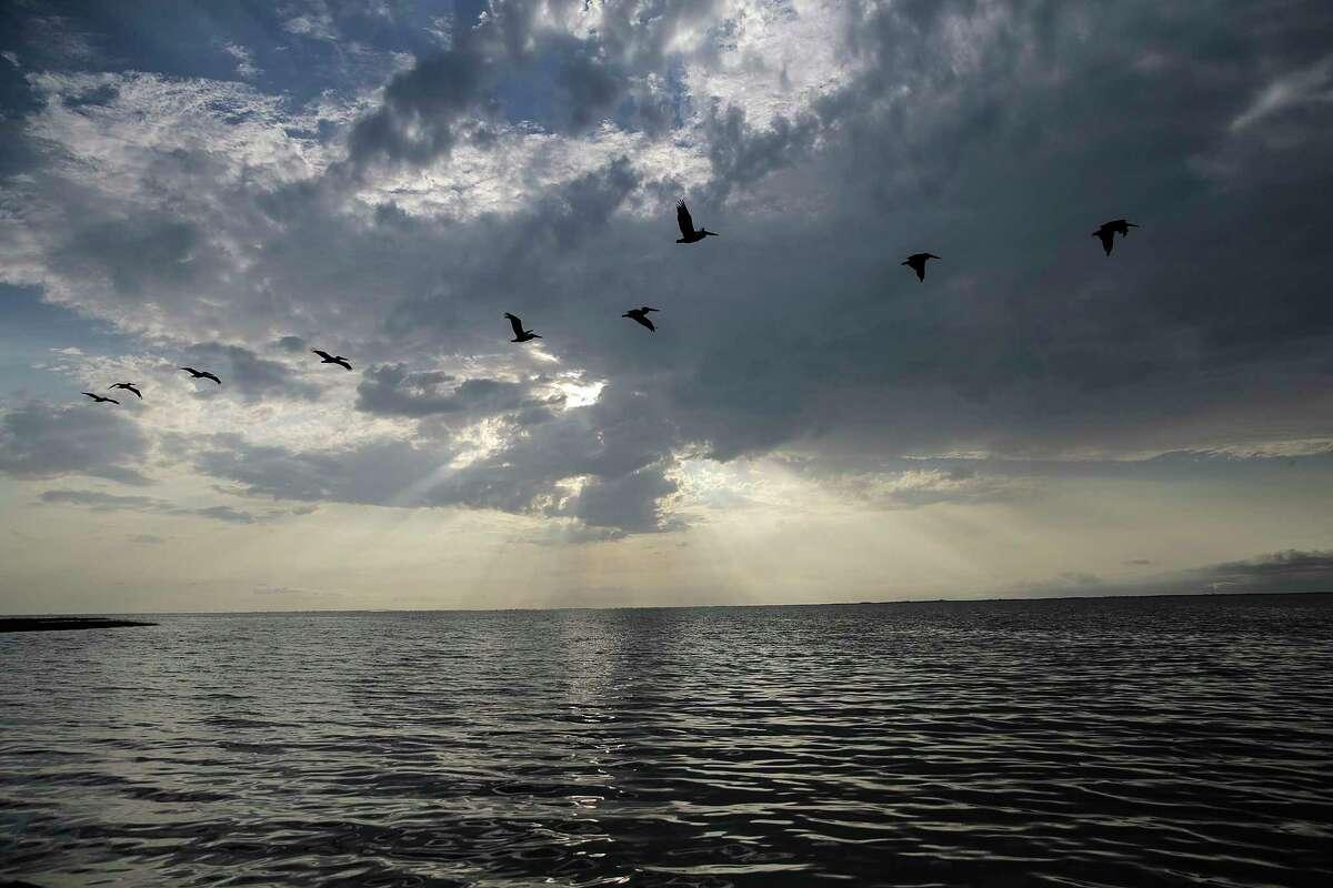 Matagorda Bay.