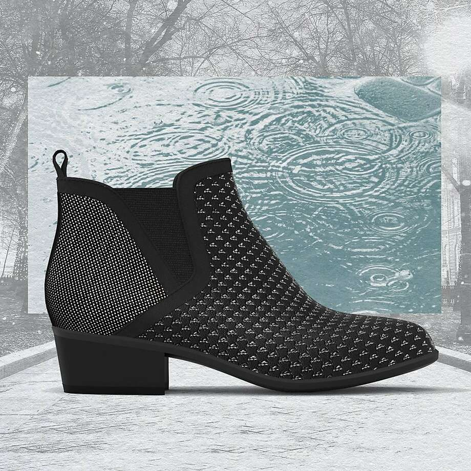San Francisco etailer Betabrand is posting 3-D renderings of its designs, such as the Tennis Western Boot, for preordering. Photo: Betabrand