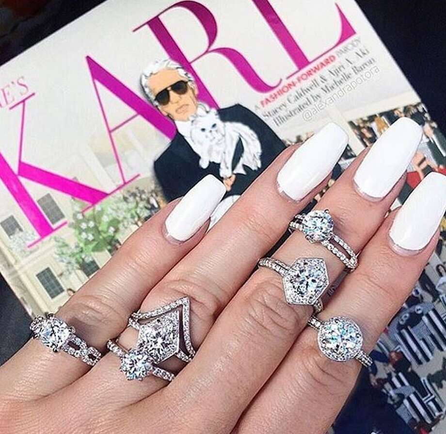 """Robbins Brothers' annual """"Diamonds & Desserts"""" charity event to benefit Girls Inc. will feature a Karl Lagerfeld fashion show.  Photo: Robbins Brothers"""