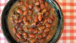 Instant Pot Charro Beans.