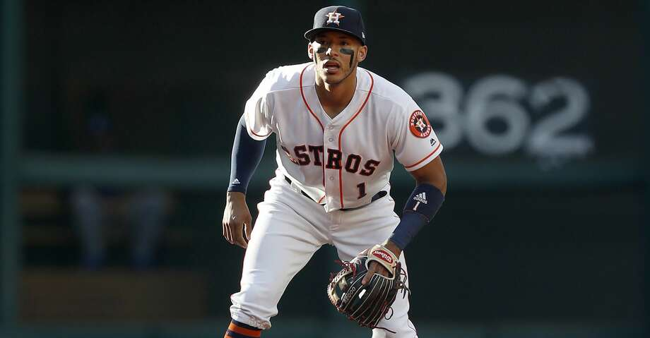 PHOTOS: Astros game-by-gameCarlos Correa will join the Astros' Class AAA affiliate in Fresno, Calif. on Thursday for the start of a rehab assignment expected to last at least a week.Browse through the photos to see how the Astros have fared through each game this season. Photo: Karen Warren/Houston Chronicle