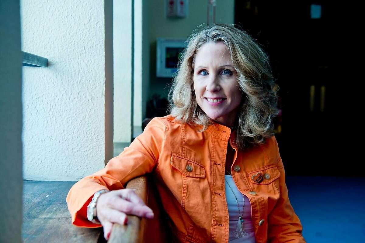 Karen Hanrahan, new president and CEO of Glide Memorial United Methodist Church in San Francisco.