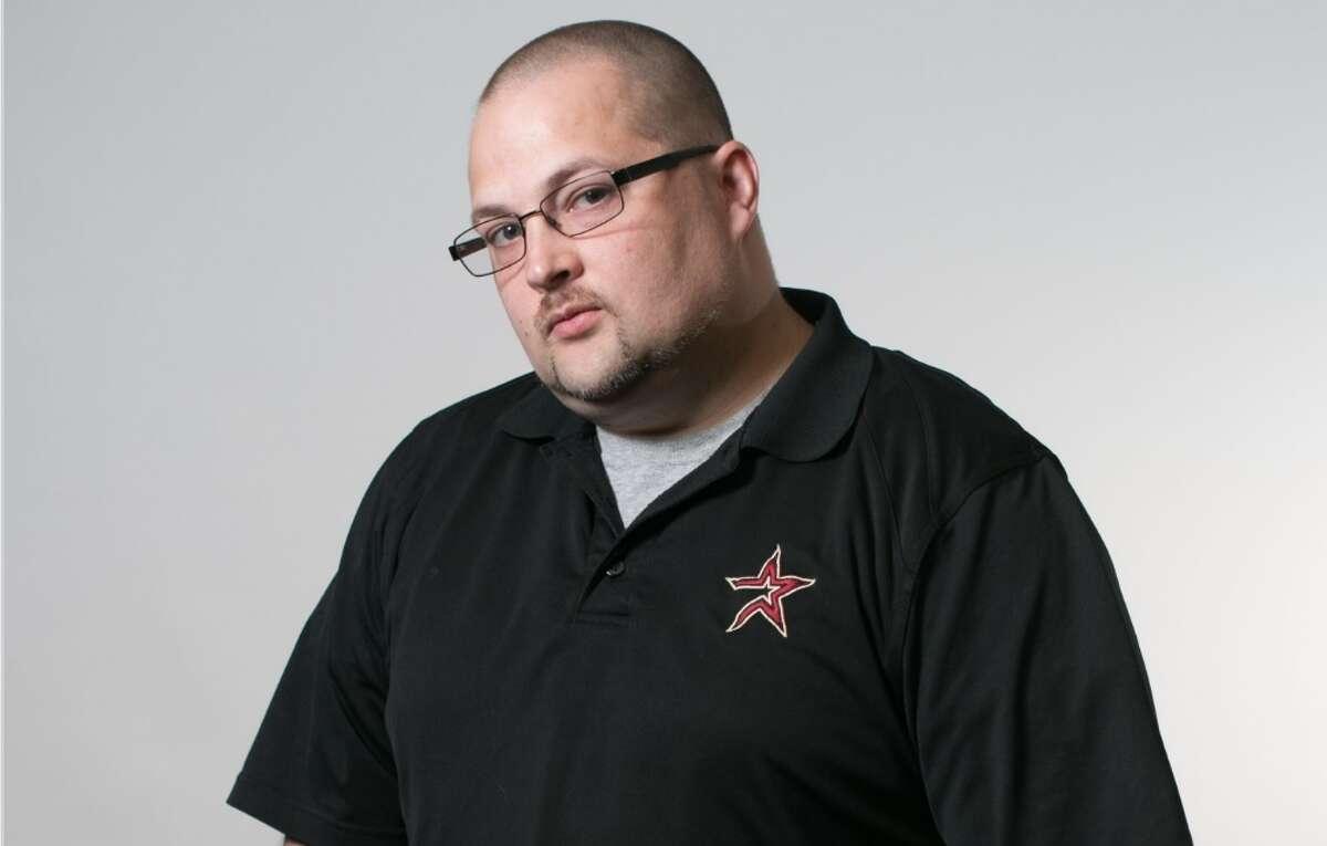 PHOTOS: Find out where some former Houston radio DJs ended up Former KBME sports talk host Jayson Braddock.