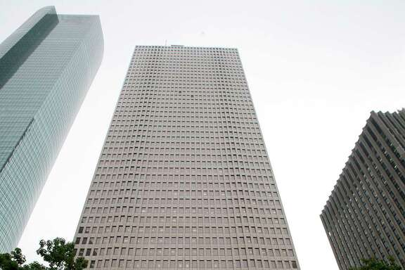 One Shell Plaza located at 910 Louisiana Monday, July 9, 2012, in Houston. ( James Nielsen / Chronicle )