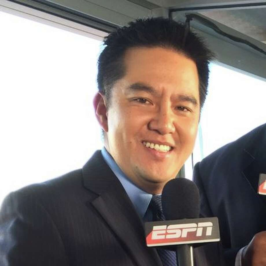 "Play-by-play announcer Robert Lee was taken off the Sept. 2 ACC Network telecast of a William and Mary-Virginia game scheduled in Charlottesville, Va., after Lee expressed ""trepidation"" about the assignment given the similarity of his name to the Confederate army leader whose statue was at the center of the recent violence in Charlottesville. Photo: Twitter / @RobertLeePXP"