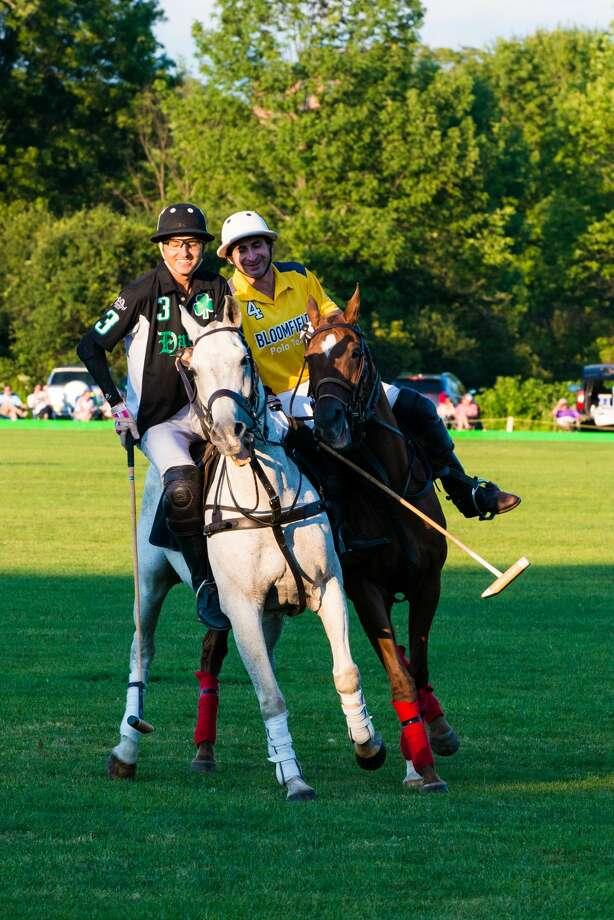 Were you Seen at the Saratoga Polo Association during the 2017 tournament season? Photo: Saratoga Polo Association