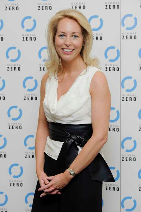 Valerie Plame Wilson has raised about $6,000 of her $1 billion goal.  Photo: Jonathan Short, STR / AP2011