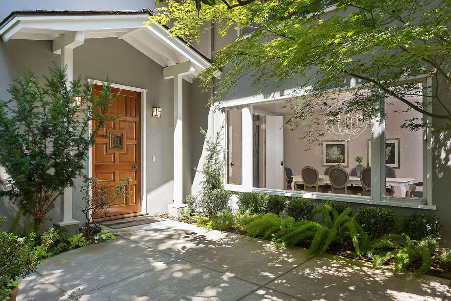 The seven bedroom estate is listed for $5.975 million. Photo: Liz Rusby / The Grubb Co.