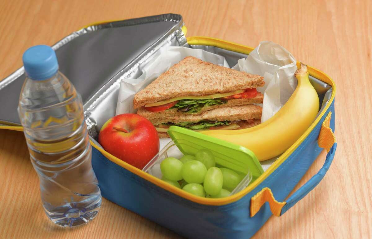 During the school year: Have lunch packed and ready to go the night before. Get your child involved in packing lunch for themselves. Ask for their opinion and get them to help out.
