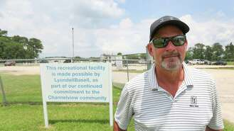 Golfers pay $18 to play the River Terrace Golf Course,  where the scenery includes utility towers, chain link fences and plumes from a nearby chemical plant. The greens at the Channelview club need watering, and the fairways are so weedy that John Carnew calls it a goat ranch. Carnew, a retiree who had an industrial sandblasting and painting company, offered to help improve the course. But he soon decided the scruffy fairways were the least of the club's problems. He claims to have uncovered an ongoing pattern of financial mismanagement that includes election-rigging by the board and misappropriation of funds.