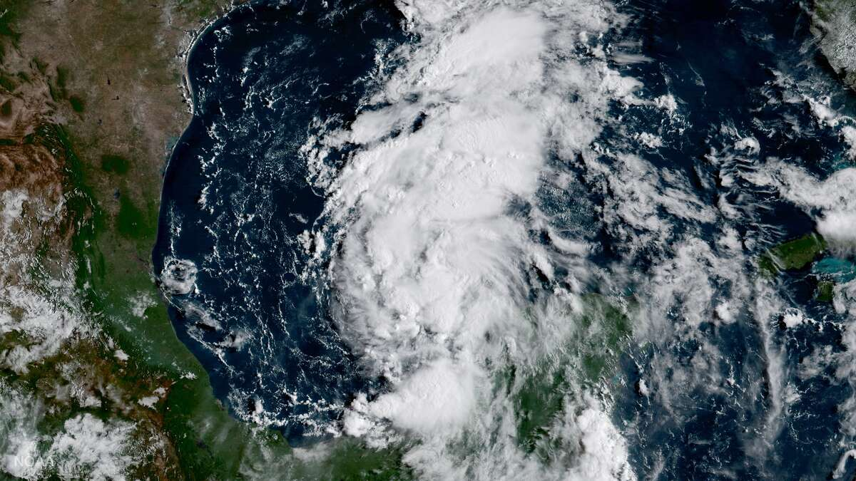 On Thursday morning, Aug. 24, 2017, NOAA's National Hurricane Center announced that Hurricane Harvey is expected to make landfall in Texas as a Category 3 storm.
