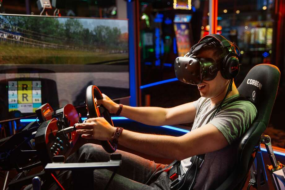 Andretti S Laser Tag Arena Andretti Indoor Karting Games