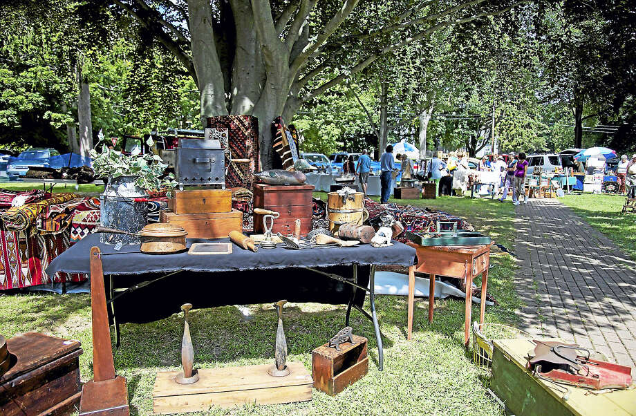 Antiques on the Madison Green. Photo: Contributed