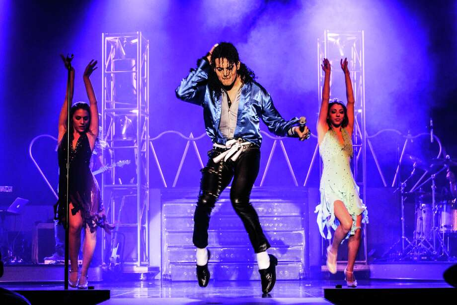 Break out the parachute pants, rhinestone glove and Ocean Pacific tees for Friday's MJ Live: Michael Jackson Tribute Concert and the Lost '80s Live on Saturday at the Wagner Noel Performing Arts Center. Photo: Courtesy Photo