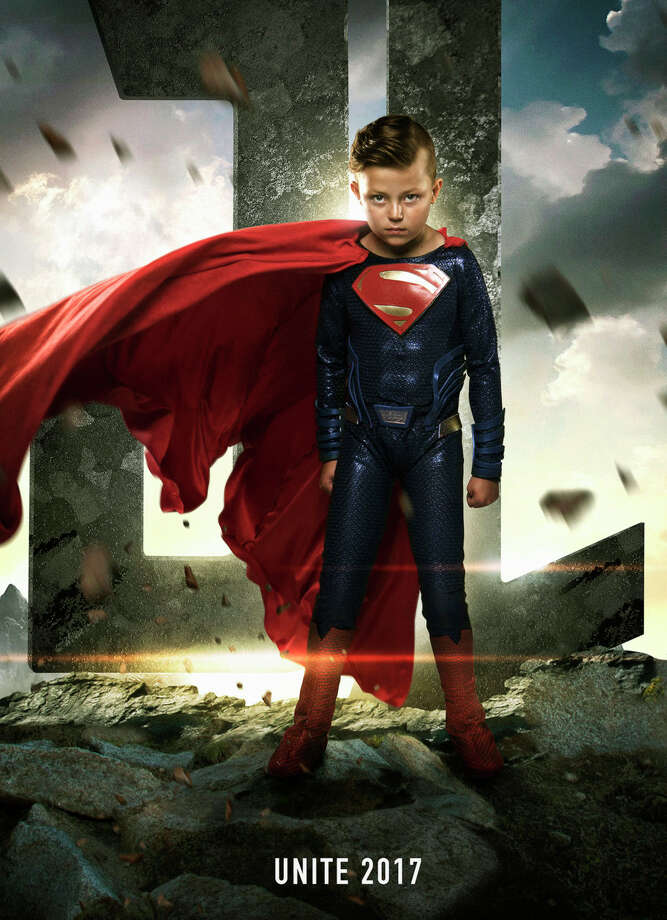 "Teagan Pettit – SupermanTeagan, 9, was born with hypoplastic left heart syndrome. He has only half a heart and has had three open heart surgeries. But this doesn't hold back the new Superman. ""Superman and Teagan both have hearts of steel!"" Rossi wrote on his photography website. Photo: Josh Rossi"