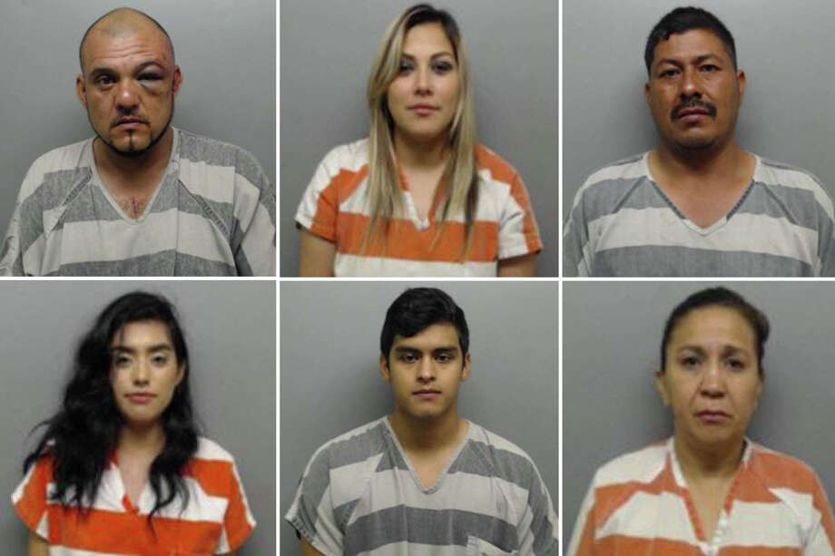 Click through the gallery ahead to see all 23 people arrested in Webb County on DWI charges in 'Operation Sober Up and Save Lives.' Photo: Webb County Sheriff's Office