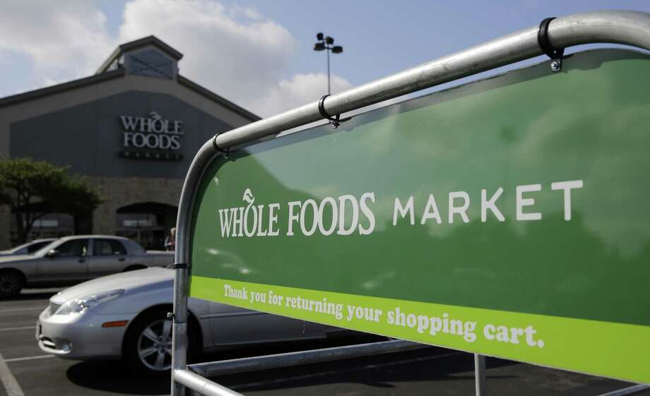 Amazon will complete its $13.7 billion merger with organic grocery chain Whole Foods Market Monday, the companies announced Thursday. Photo: Eric Gay /Associated Press / Copyright 2017 The Associated Press. All rights reserved.